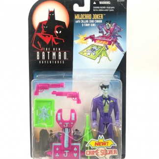 WILDCARD JOKER -The New Batman Adventures KENNER 1998
