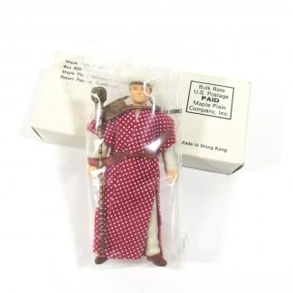 Mail Away Belloq in Ceremonial Robe - Indiana jones KENNER 1982
