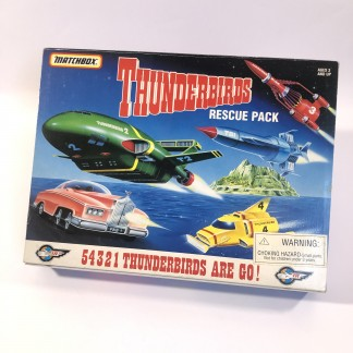 Thunderbirds Rescue Pack - Matchbox MISB 1992